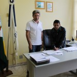 Vice prefeito assume interinamente