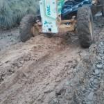 Chuva danifica estradas e pontes em Jacuizinho