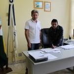 Vice prefeito assume interinamente