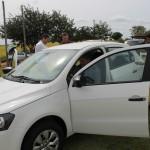Dois veículos novos adquiridos com recursos livres
