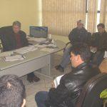 LEVANTAMENTO AGROPECUÁRIO: Técnico do IBGE apresenta programa a prefeitura