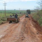 ESTRADAS DO INTERIOR: Secretaria de Obras intensifica manutenção e recuperação