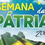 SEMANA DA PÁTRIA: Educação define tema e programação oficial. Parada Cívica será quarta-feira