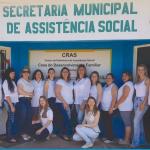 NATAL E ANO NOVO: Assistência Social e CRAS felicitam comunidade