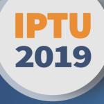 IPTU 2019: Pagamento em parcela Única, com desconto, pode ser feito até dia 15, quinta-feira.